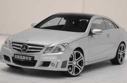 BRABUS Mercedes-Benz E-Class Coupe (Stunning Beauty)