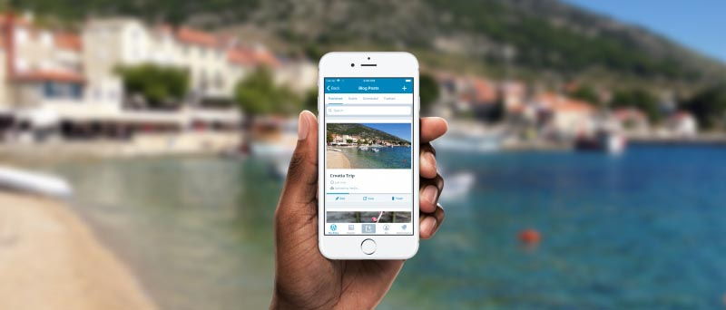 Background Post And Media Uploading With WordPress For IOS 9.8