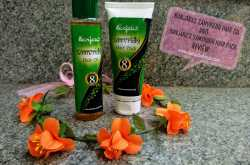 Banjara's Samvridhi Hair Oil & Samvridhi Hair Pack Review : Forget hair fall & Enjoy hair growth !