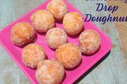 Batterway Drop Doughnuts#BreadBakers