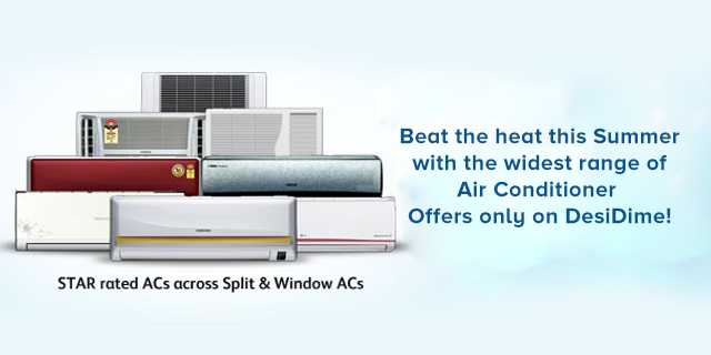 Best Air Conditioner Offers To Beat The Heat This Summer! - DesiDime