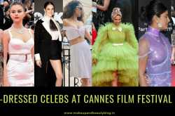 Best-Dressed Celebs At Cannes Film Festival 2019 - Makeup Review And Beauty Blog