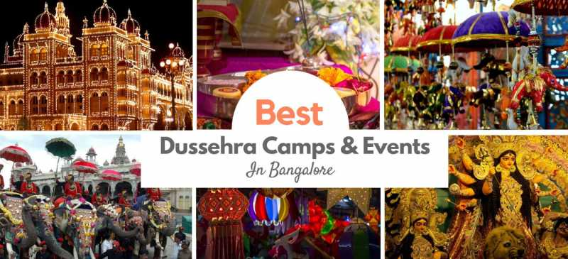 Best Dussehra Camps And Events For Kids In Bangalore