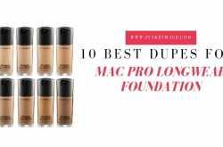 Best MAC Pro Longwear Foundation Dupe I www.pinkrimage.com