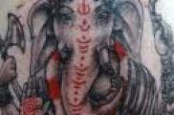 Best Tatoo Designs Of Lord Ganesha