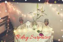 Birthday Surprises for him - Anmeh   Surprise ideas for husband