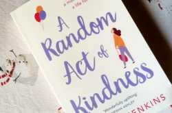 Blog Tour #bookreview A Random Act of Kindness by Sophie Jenkins @AvonBooksUK  @sophiejenkinsuk