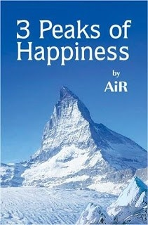 Book Blitz ~ 3 Peaks Of Happiness By AiR