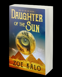 Book Blitz - Daughter Of The Sun