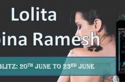 book blitz: lolita by rubina ramesh