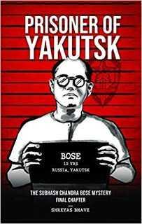 Book Blitz ~ Prisoner Of Yakutsk By Shreyas Bhave