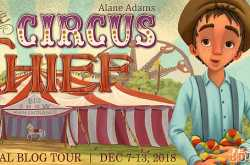 book review : the circus thief by alane adams