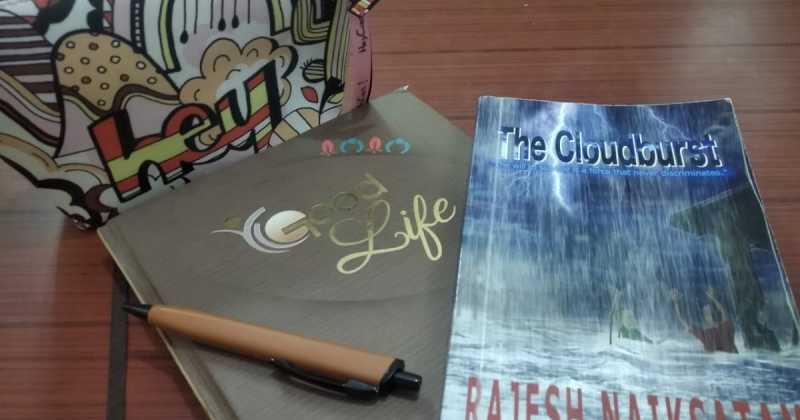 Book Review: The Cloudburst By Rajesh Naiksatam