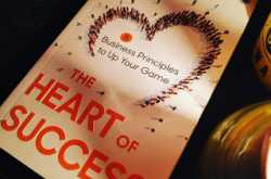 book review - the heart of success: 6 business principles to up your game by om swami