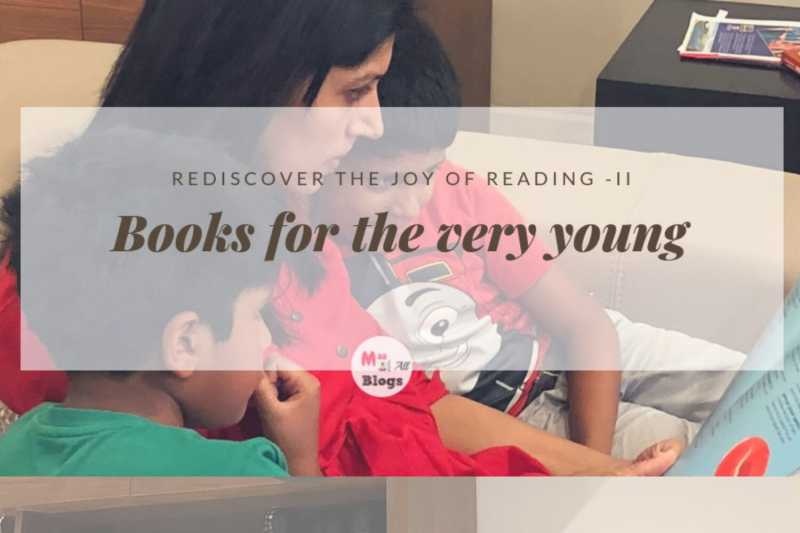 Books For The Very Young- Joy Of Reading II