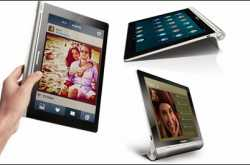 bowled over by a tablet that does yoga!