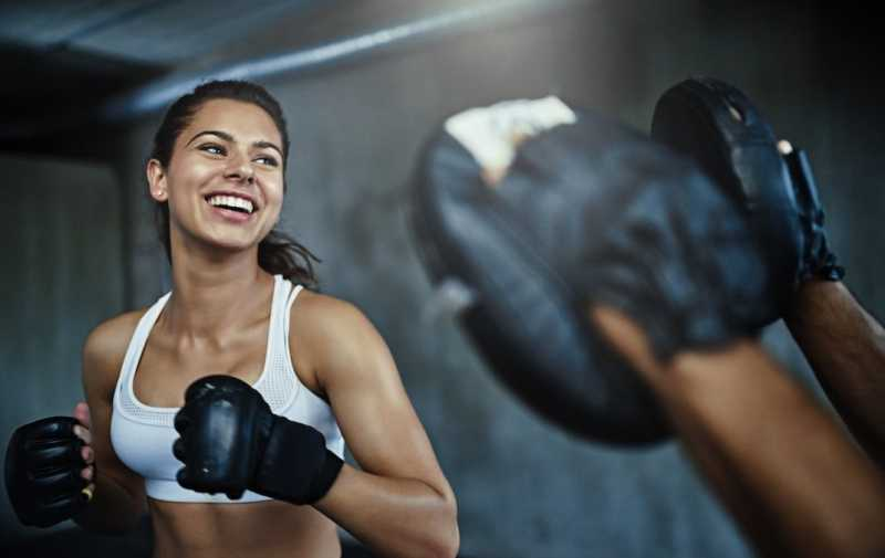 Boxing: Why It Is The Best Workout Ever! - Women Fitness