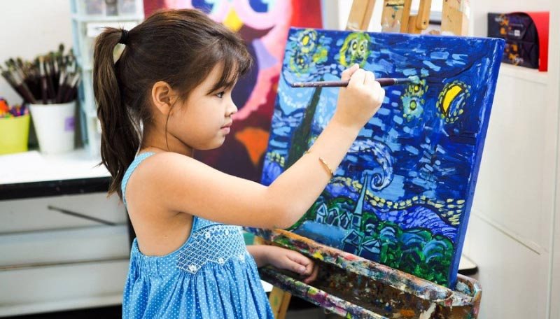 Bring Out The Artist And Other Talents In Your Child!