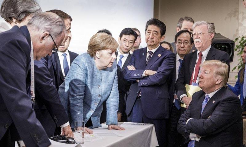 CNBC TV18 Column : Trade Wars Begin - A POV