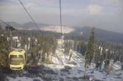 Cable car kills seven tourists in Gulmarg