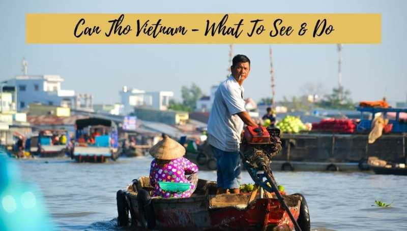 Cai Rang Floating Market And Other Things To See In Can Tho - STORIES BY SOUMYA