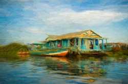Cambodia Painted