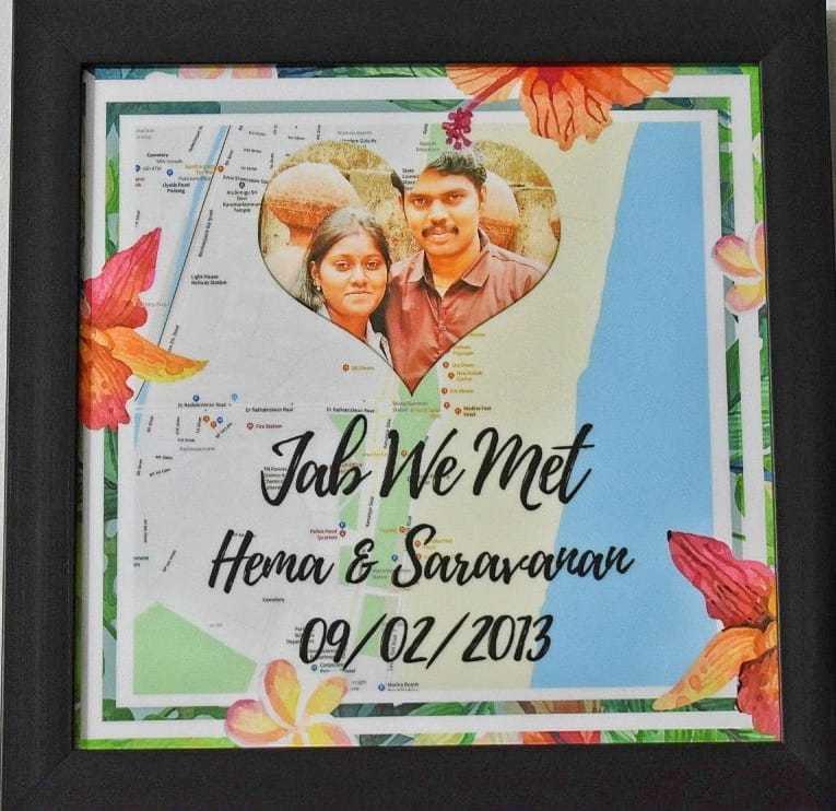 "Celebrate Your Bond Of Love With ""Jab We Met"" By InstaMosaicStudio - ZenithBuzz"