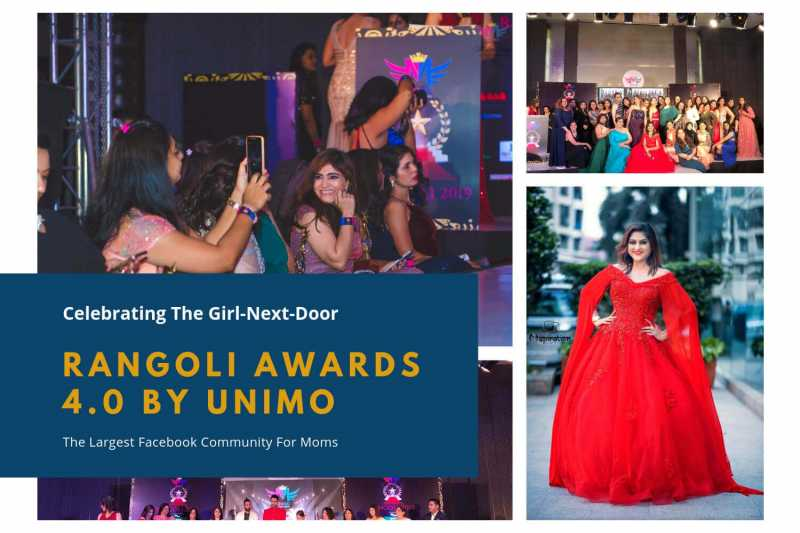 Celebrating The Girl-Next-Door - Rangoli Awards 4.0 By Unimo