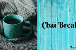 """chai break: we need to call a war on the phrase """"guilty pleasure""""."""