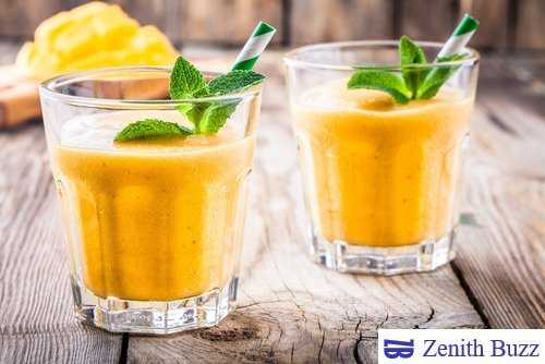 Check Out These 9 Lip-Smacking 3 Ingredient Smoothies Which Can Be Made In Minutes - ZenithBuzz