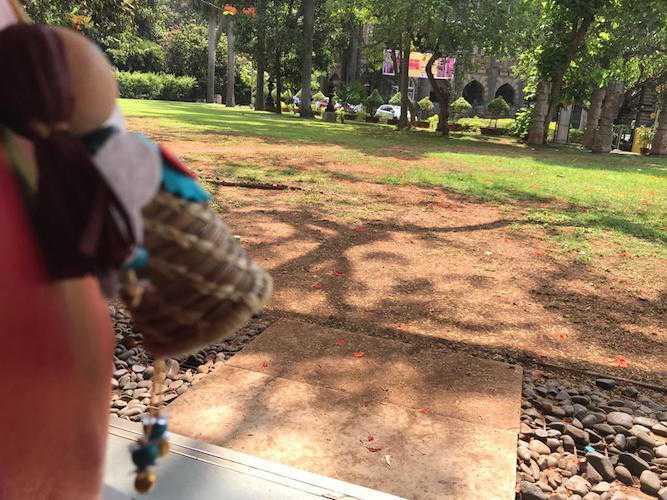 Chitku's Adventure #1: CSMVS Mumbai Museum