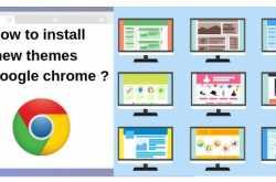 Chrome browser par new theme kaise lagaye (Change chrome theme)