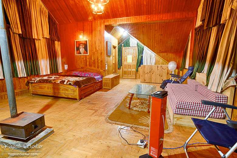 Colonel's Dacha At Kasol, Hotel Review