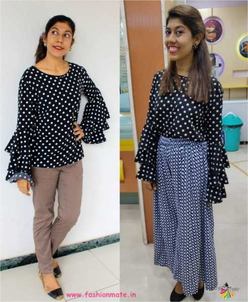 Comfort Style For Winter - Bell Sleeves Fashion Dairies!