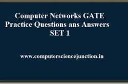 computer networks gate questions with answers practice set 1
