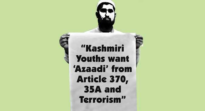 Controlling The Narrative On Kashmir - Pensive Webizen