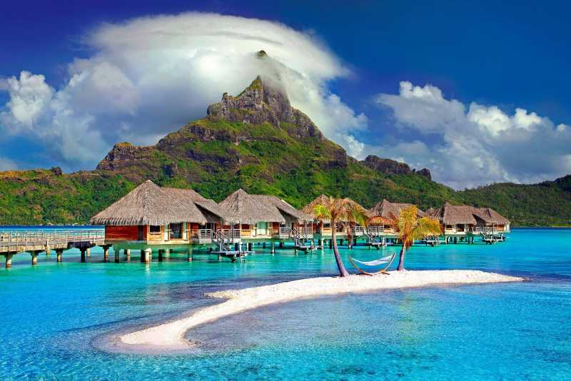 Coral Gardens In Bora Bora That You Can