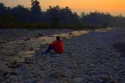 corbett wild iris spa and resort: a little vacation