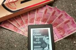 crime beyond 22 yards by sourabh mukherjee review - the enchanting world of books