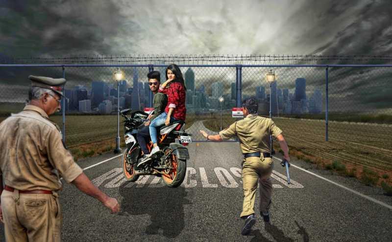 Bholoo Edits Blogs Criminal Photo Editing In Picsart Criminal