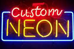 Custom Neon Signs are a Great Way to Attract Customers to Your Café