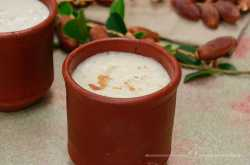 dates lassi recipe | how to make dates lassi recipe | ranjani