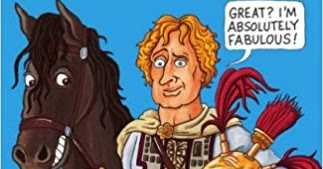 Dead Famous: Alexander The Great And His Claim To Fame By Phil Robins - Book Review