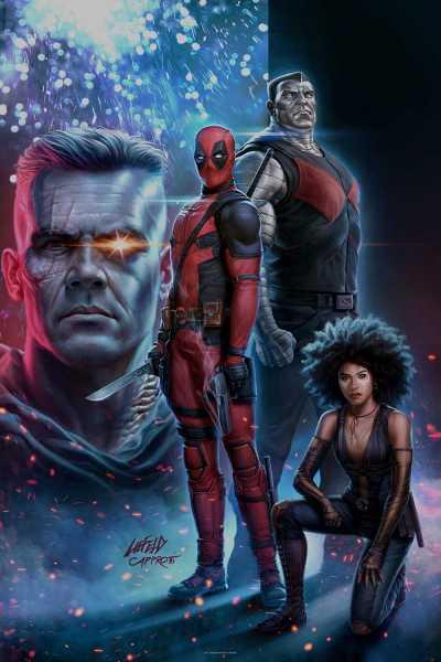 Gyanyog Blogs Deadpool 2 2018 Full Hindi Movie Download Dual Audio