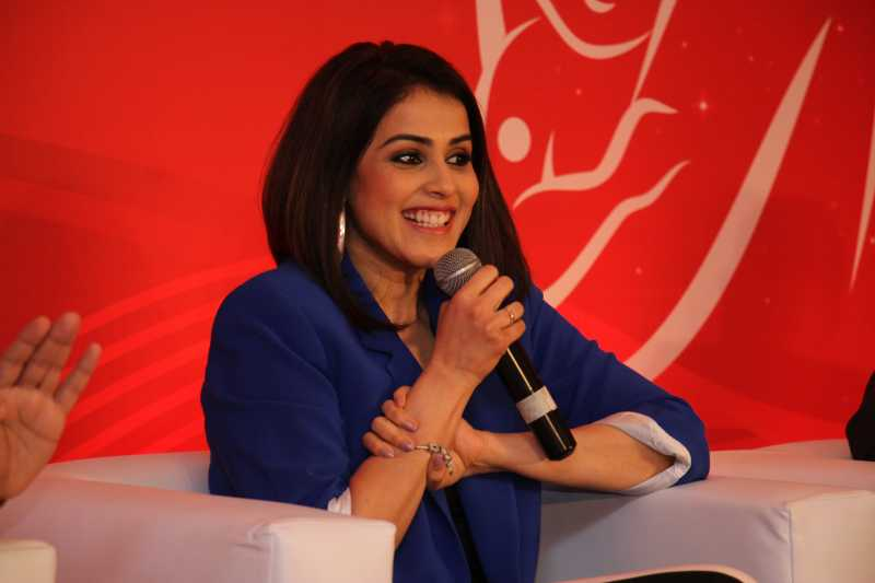 Dear Moms! Let's Turn From Worriers To Warriors Says Genelia D'souza Deshmukh #MomsVsFlu
