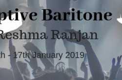 Deceptive Baritone By Reshma Ranjan - Meet The Book - Ishithaa