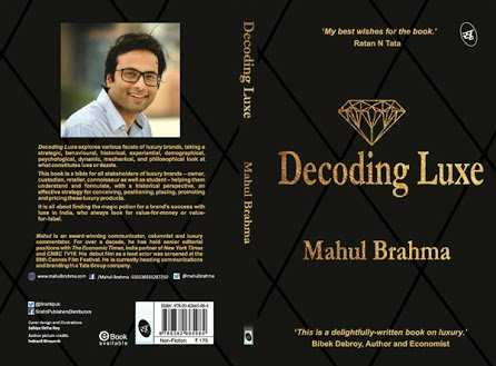 Decoding The Luxe- Book Review