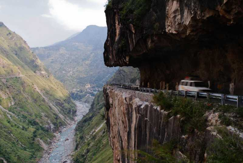 Delhi - Kinnaur - Spiti Valley | Road Status & Conditions 2019