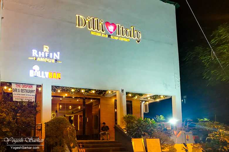 Dilli Ton Italy, Restaurant Review
