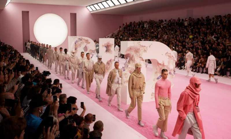 Dior Men Summer 2020 Fashion Show Is A Modern Spiritual Experience